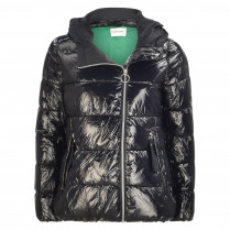 Outdoorjacke - Loose Fit - Kapuze