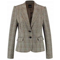 Blazer - fitted - Glencheck