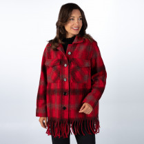 Overshirt - Loose Fit - Wolle