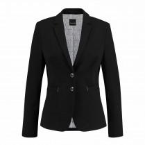 Blazer - fitted - Zipptaschen