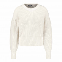 Pullover - Regular Fit - Ripp-Optik