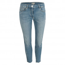 Jeans - Relaxed Fit - cropped 100000