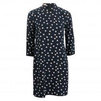 Kleid - Regular Fit - Dots 100000