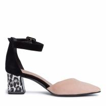 Sling-Sandale - Leder
