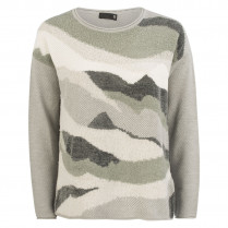 Pullover - Comfort Fit - Camouflage