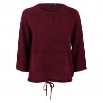Pullover - Regular Fit - Kordelzug