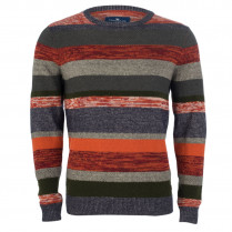 Pullover - Modern Fit - Blockstreifen 100000. Tom Tailor Men Casual b3877bc92c