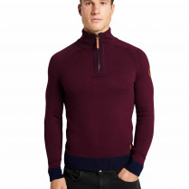 Troyer - Slim Fit - unifarben