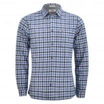 Freizeithemd - Reguklar Fit - Flannel Multi Check