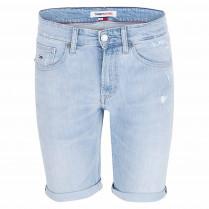 Shorts - Slim Fit - Denim