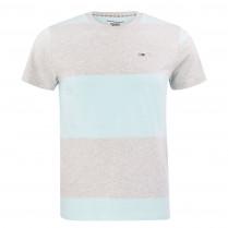 T-Shirt - Regular Fit - Colorblocking