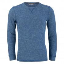 Pullover - Regular Fit - Melange 100000