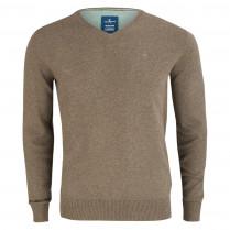 Pullover - Modern Fit - V-Neck 100000