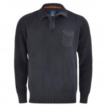 Pullover - Regular Fit - Zipper