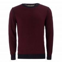 Pullover - Regular Fit - Kentkragen