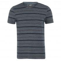 T-Shirt - Regular Fit - Stripes