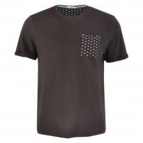 28df957fe6f90a T-Shirt - Regular Fit - Printed Pocket 100000 Neu im Shop. Tom Tailor Men  Casual
