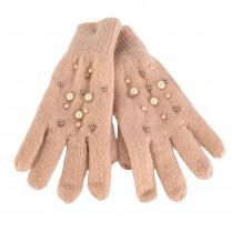 Handschuh - Perlen 100000
