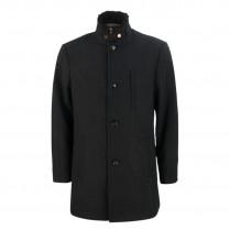 Mantel - Regular Fit - Wolle
