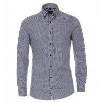 Hemd - Body Fit - Button Down