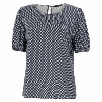 Bluse - Loose Fit - 1/2 Arm