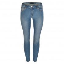 Jeans - Skinny Fit - Galonsteifen