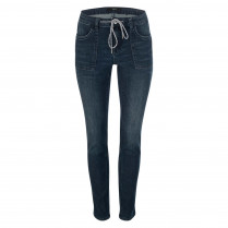 Jeans - Slim Fit - Mid Rise