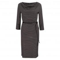 Kleid - Slim Fit - Streifen