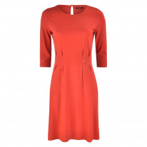 Kleid - fitted - 3/4-Arm 100000
