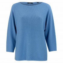 Strickpullover - Loose Fit - Batwing