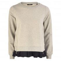 Sweatshirt - Loose Fit - Crewneck 100000