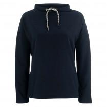Sweatshirt - Regular Fit - Stehkragen