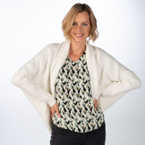 Cardigan - Loose Fit - Open Style
