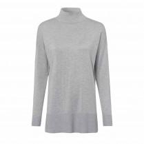Shirt - Regular Fit - Kaschmir-Mix