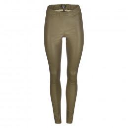 Hose - Skinny Fit - Leder online im Shop bei meinfischer.de kaufen