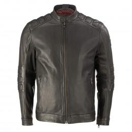 Jacke - Regular Fit - Leder online im Shop bei meinfischer.de kaufen