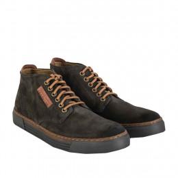 Midcut-Sneaker - Racket 20 - Leder online im Shop bei meinfischer.de kaufen