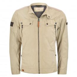 Jacke - Regular Fit - Zip online im Shop bei meinfischer.de kaufen