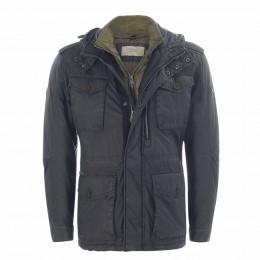 Jacke - Regular Fit - Kapuze online im Shop bei meinfischer.de kaufen