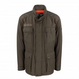 Jacke - Regular Fit - Unifarben online im Shop bei meinfischer.de kaufen