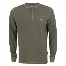 Sweatshirt - Regular Fit - Uni Farben online im Shop bei meinfischer.de kaufen