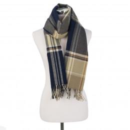 Schal - Karo-Muster online im Shop bei meinfischer.de kaufen