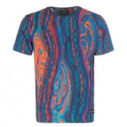 Shirt - Regular Fit - Muster online im Shop bei meinfischer.de kaufen
