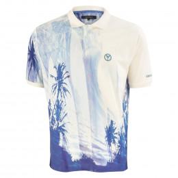 Poloshirt - Regular Fit - Print online im Shop bei meinfischer.de kaufen
