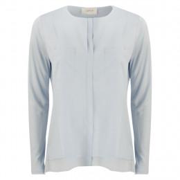 Bluse - Straight Fit - unifarben online im Shop bei meinfischer.de kaufen