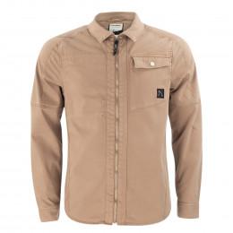 Overshirt - Regular Fit - Zip online im Shop bei meinfischer.de kaufen