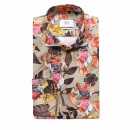Hemd - Slim Fit - Allover online im Shop bei meinfischer.de kaufen