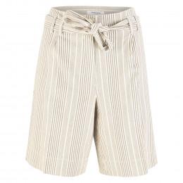 Paperbag-Shorts - Comfort Fit - Stripes online im Shop bei meinfischer.de kaufen