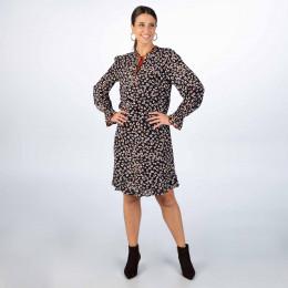Kleid - Comfort Fit - Print online im Shop bei meinfischer.de kaufen