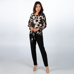 Shirt 1/1 Arm - Regular Fit - Allover Print online im Shop bei meinfischer.de kaufen